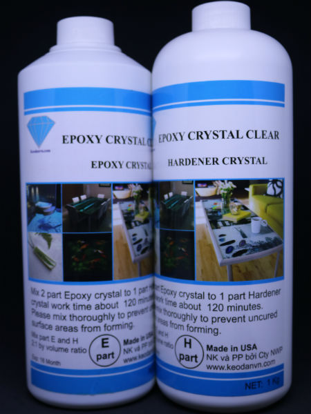Keo Epoxy Resin